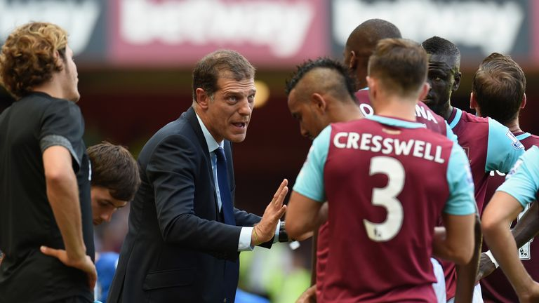 Slaven Bilic's West Ham have crashed back to earth after a fine opening day win at Arsenal