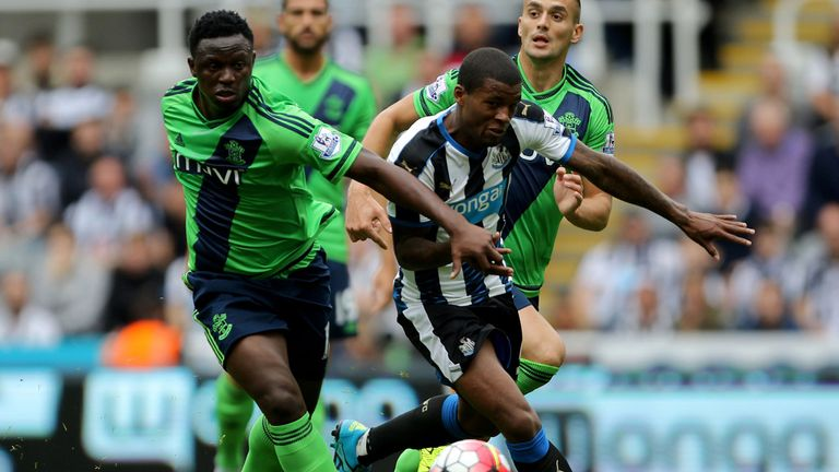Les Reed believes Wanyama (left) thought he would end up at Tottenham this summer