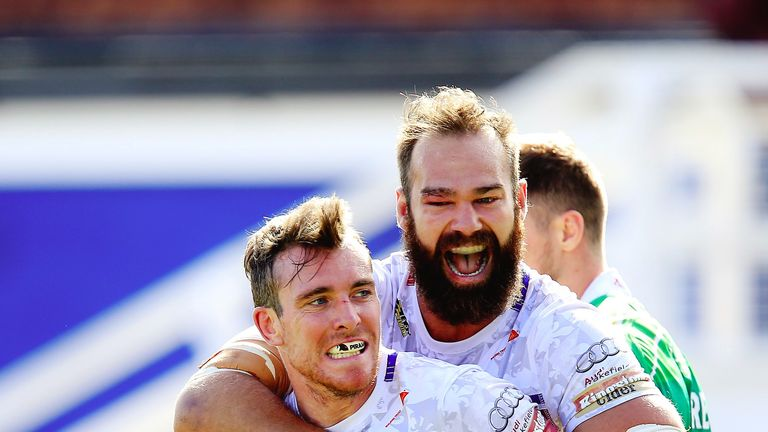 Wakefield Wildcats saw off Bradford Bulls at Belle Vue