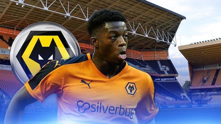 Dominic Iorfa has emerged as a key player for Wolves under Kenny Jackett