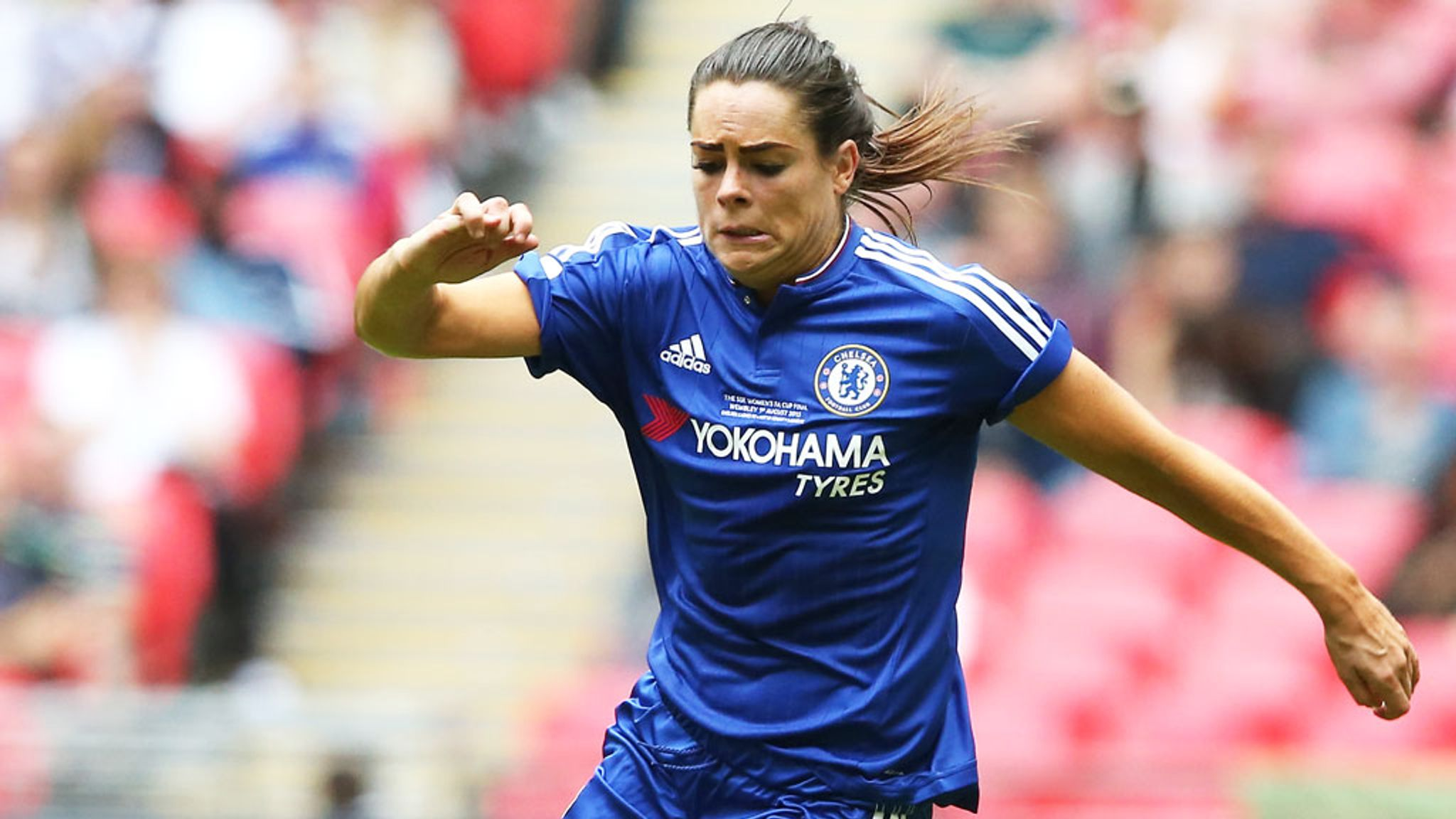 England Lioness Claire Rafferty loving life at West Ham | Football