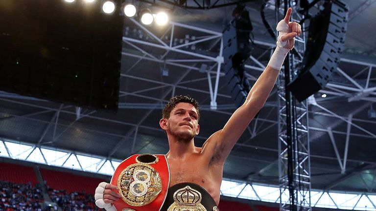 Jamie McDonnell has unfinished business with Tomoki Kameda but is already targeting Scott Quigg