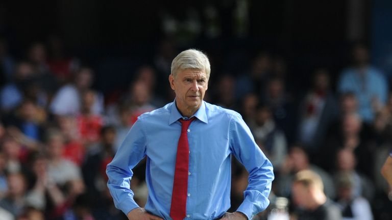 Familiar problems for Arsene Wenger and Arsenal so far this season