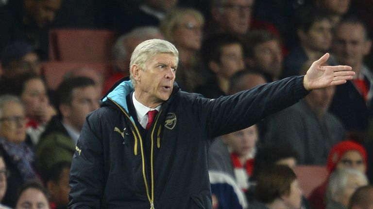Arsene Wenger defended his decision to play David Ospina over Petr Cech against the Greek side