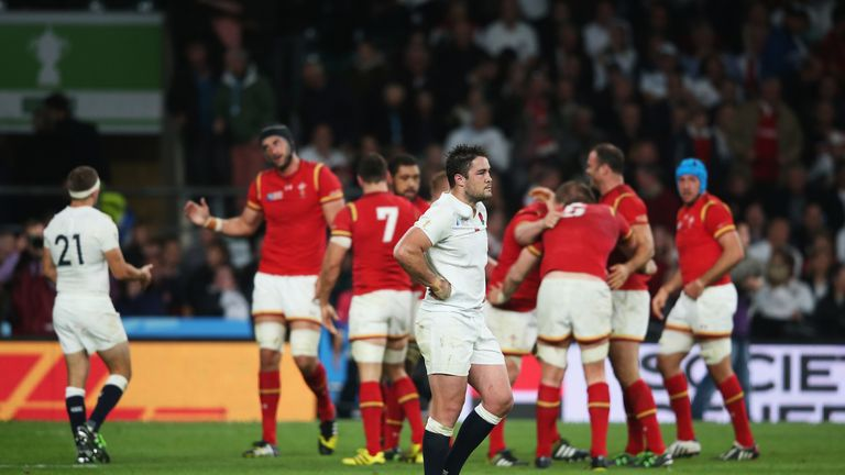 Wales beat England the last time the two sides met at Twickenham