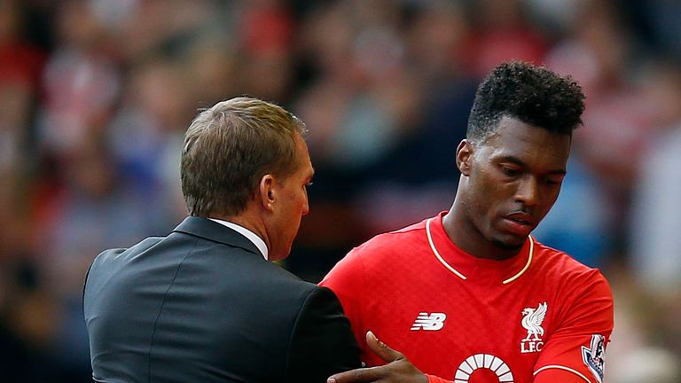 Rodgers has worked with a number of England internationals, including Daniel Sturridge