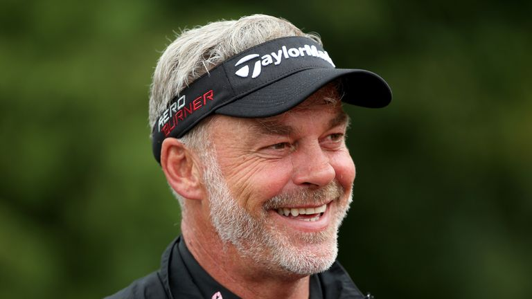 Darren Clarke is leading the EurAsia cup side in January ahead of the Ryder Cup