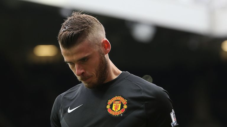 David de Gea had been on the verge of joining Madrid until the move collapsed on the penultimate day of the transfer window