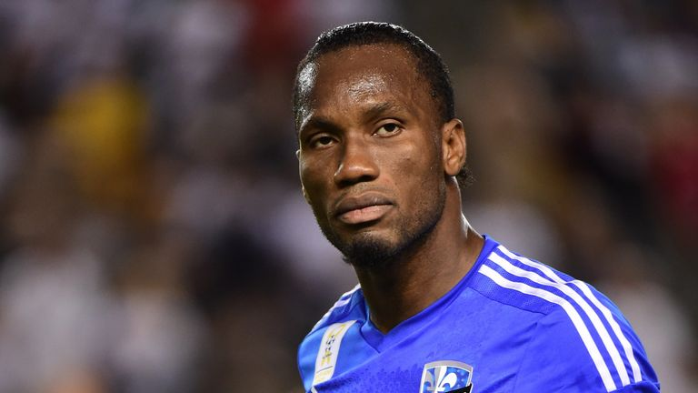 Didier Drogba remains in discussions with Montreal Impact over his future
