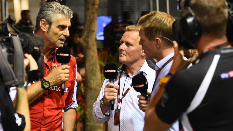 In the event, Ferrari won three times courtesy of Sebastian Vettel