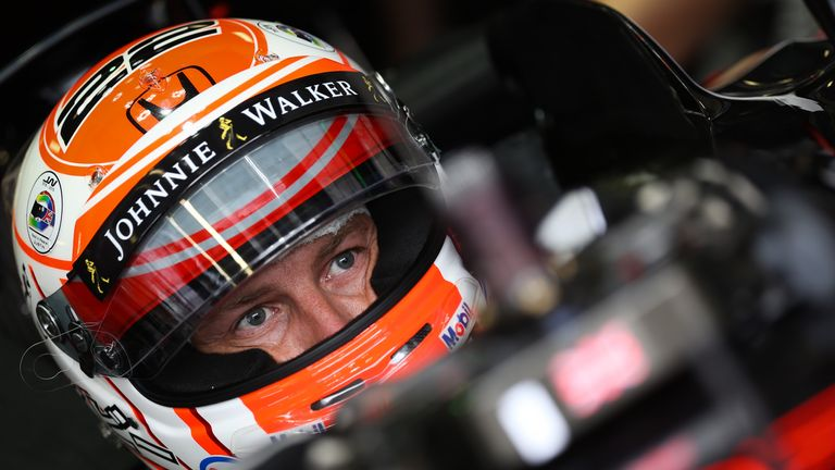 Jenson Button hopes his future will be settled in the next few weeks