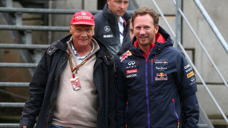 Niki Lauda: Says Red Bull never came back to conclude engine talks