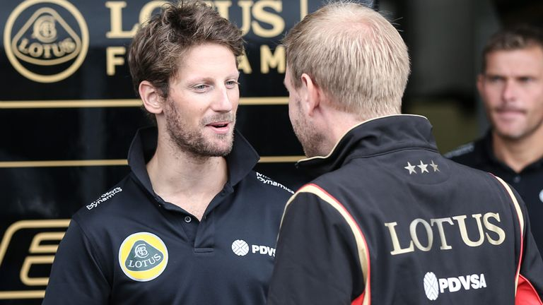 The Renault deal is unlikely to come soon enough to stop Romain Grosjean from leaving the team