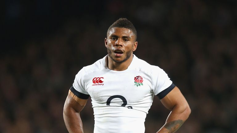England rugby player Eastmond thinks Fury stops Klitschko