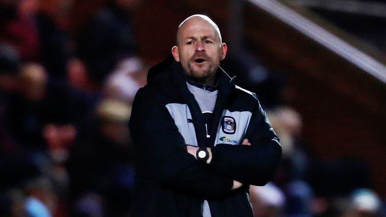 Lee Carsley has taken charge at Brentford but doesn't want the job.