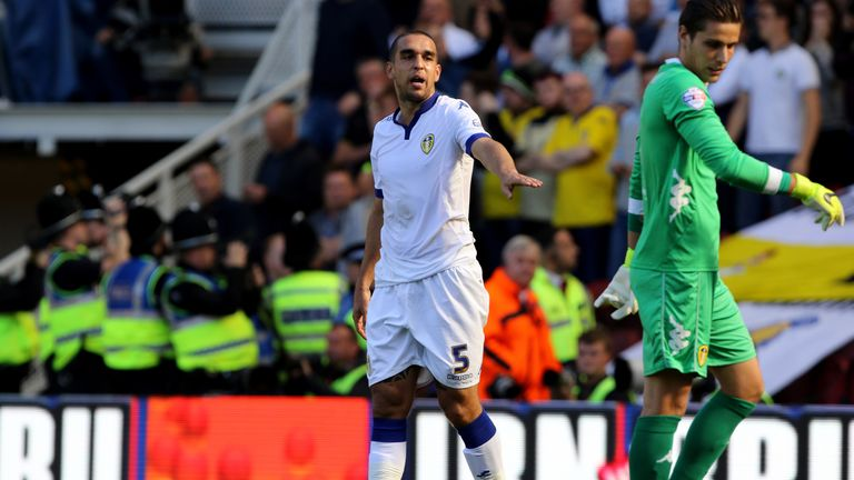 Bellusci diverted George Friend's cross past his own 'keeper