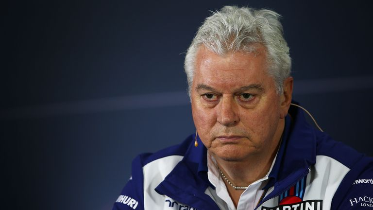 Pat Symonds: Unsure if Williams will use upgraded Mercedes engine