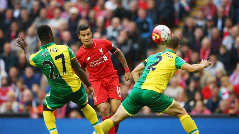 Philippe Coutinho would suit Barcelona style of play, says Neymar