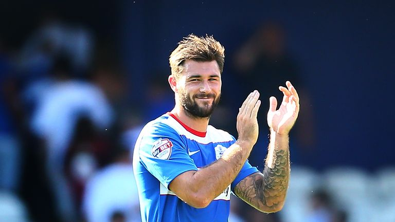 Charlie Austin has scored eight goals in 11 games for QPR