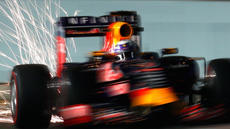 F1's turbo engines have been criticised for their lack of noise