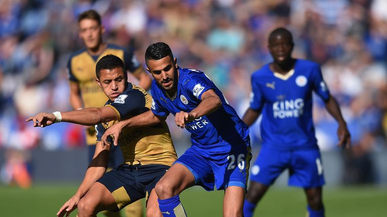 Can Leicester slaughter Arsenal as they did Man City last weekend?
