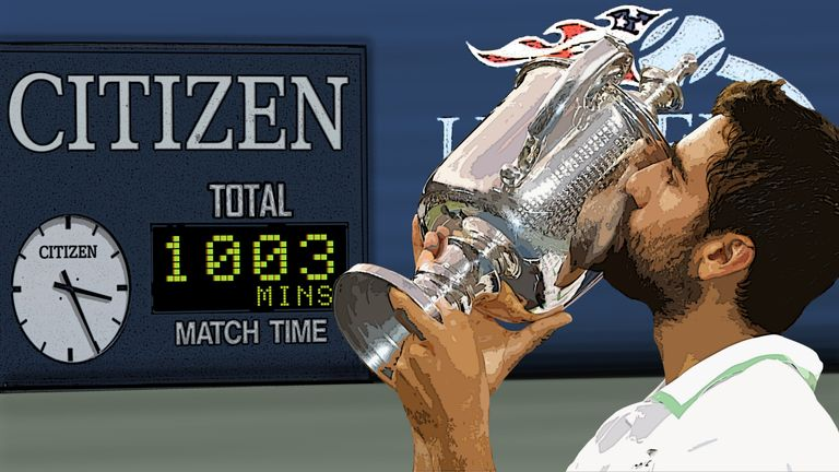 Main Cilic lifted the title after beating Kei Nishikori in last year's final