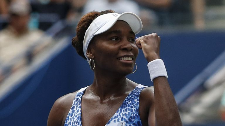 Venus Williams: Picked up the 700th victory of her career