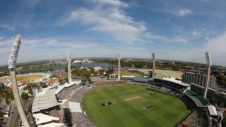 The WACA is to be redeveloped into a 'boutique' ground with a capacity of between 10,000 and 15,000.