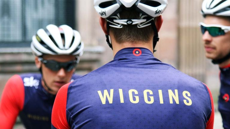 WIGGINS race on the UCI Continental tour, two tiers below the UCI WorldTour
