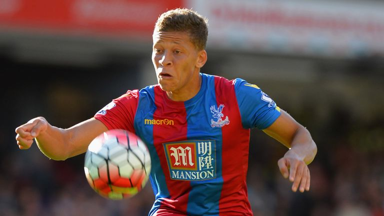 Dwight Gayle: No bid for the Palace striker
