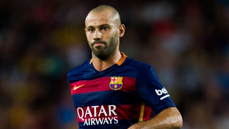 Javier Mascherano admitted the fraud offences, which date back to 2011 and 2012