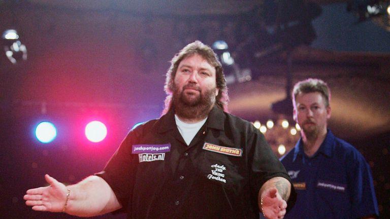 Fordham is a former BDO Lakeside champion