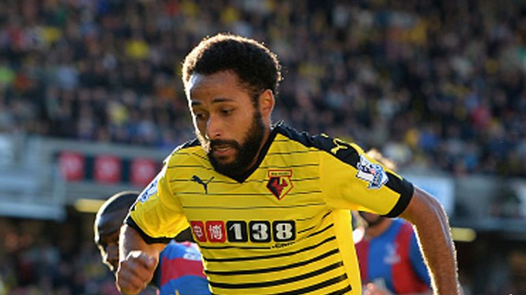 Ikechi Anya is attracting the interest of Watford