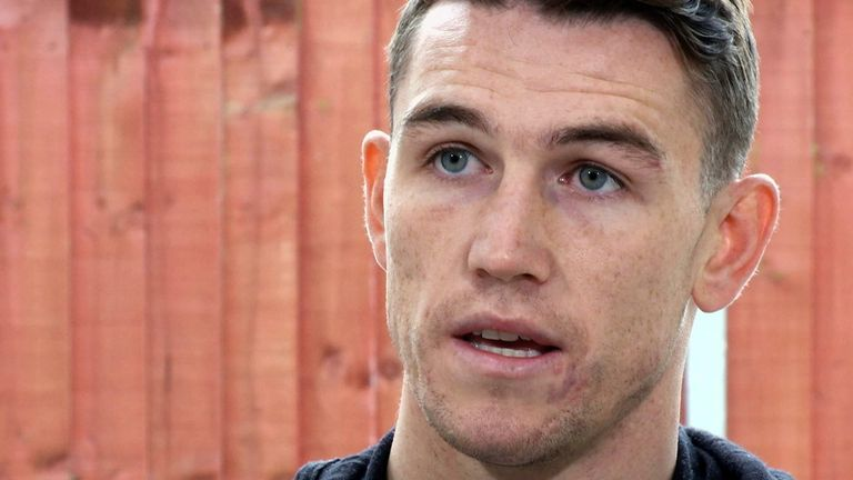 Callum Smith: Will be too good for Rocky Fielding, says Anthony Crolla