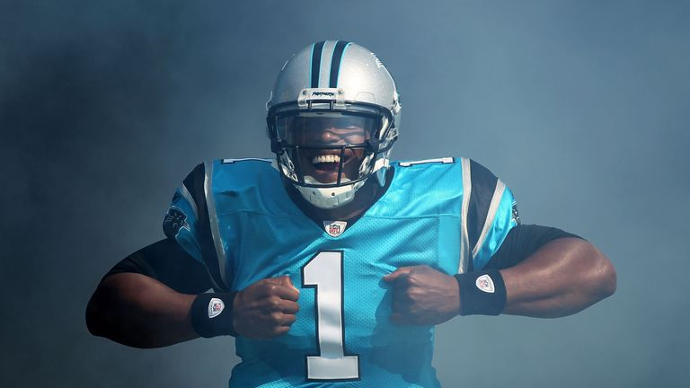 Cam Newton is the driving force behind the Carolina Panthers offence