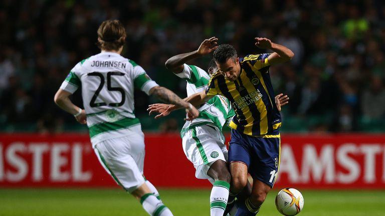 Van Persie has 10 goals for Fenerbahce this season