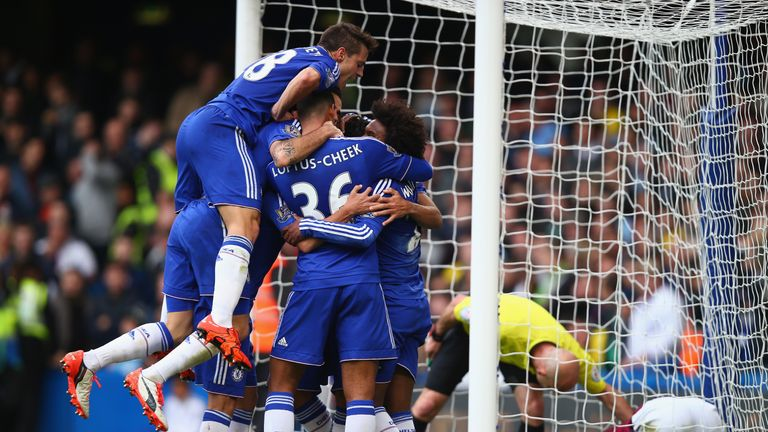Chelsea returned to winning ways win a 2-0 win at the weekend