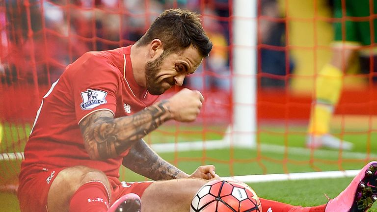 Ings was injured for more than 20 months from two knee injuries at Liverpool