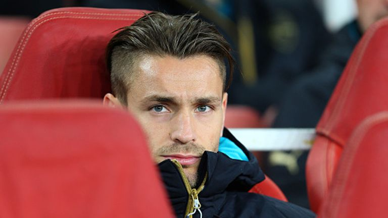 Debuchy has spent a lot of time on the bench this term