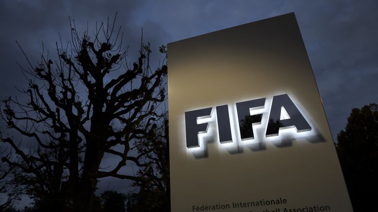 FIFA is embroiled in the worst crisis of its 111-year history