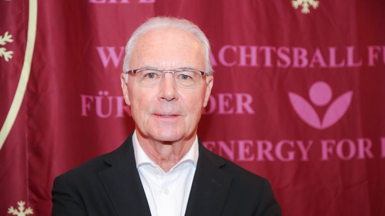 Franz Beckenbauer won the World Cup as a player in 1974 and as a manager in 1990