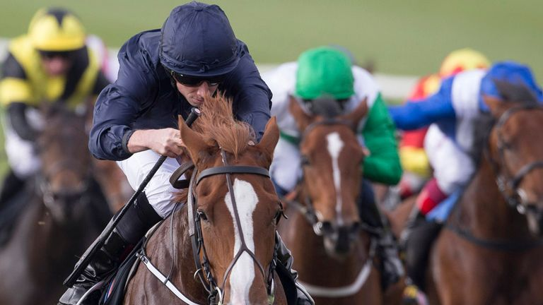 Alice Springs will join The Gurkha at Deauville this weekend