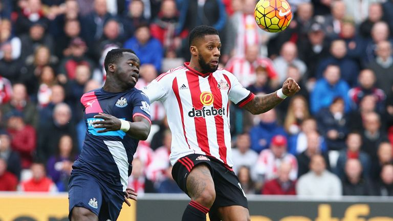 Tiote could not prevent Newcastle suffering relegation from the Premier League last season