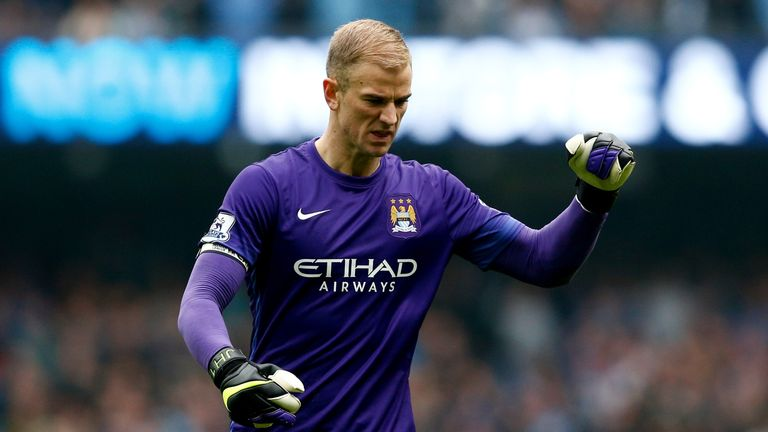 Joe Hart has been impressed by how quickly Manchester City's signings have settled