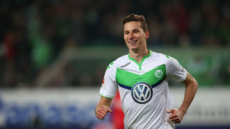 Wolfsburg say Draxler will not be allowed to leave the club this summer