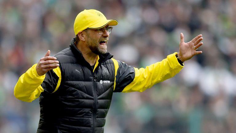 Former Borussia Dortmund boss Jurgen Klopp set for his opener with Liverpool