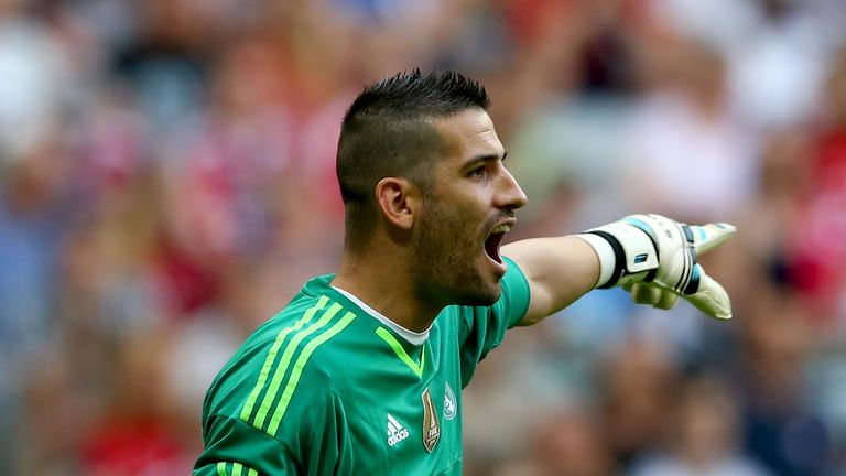 Kiko Casilla rejoined Real Madrid from Espanyol in 2015