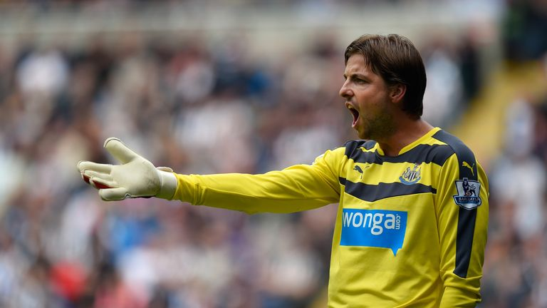 Losing Krul is a major setback for struggling Newcastle