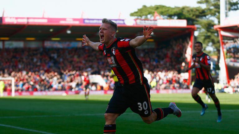 Matt Ritchie scored the quickest goal of the Premier League season so far