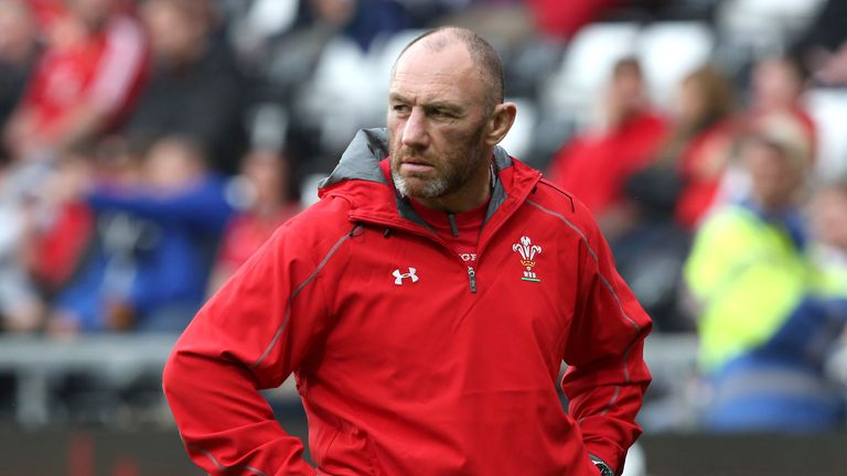 Robin McBryde wants the officials to keep a close eye on England prop Joe Marler
